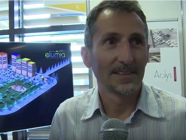 Massimo Murgia, AD di Arkys, a Sinnova 2014