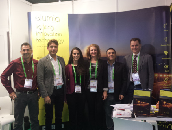 Arkys Srl alla fiera di Barcellona Smart City Expo e World Congress