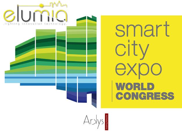 Arkys partecipa alla fiera Smart City Expo della fiera di Barcellona