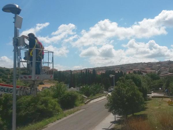 Muniwireless, rete comunale senza fili nel comune di Sennori
