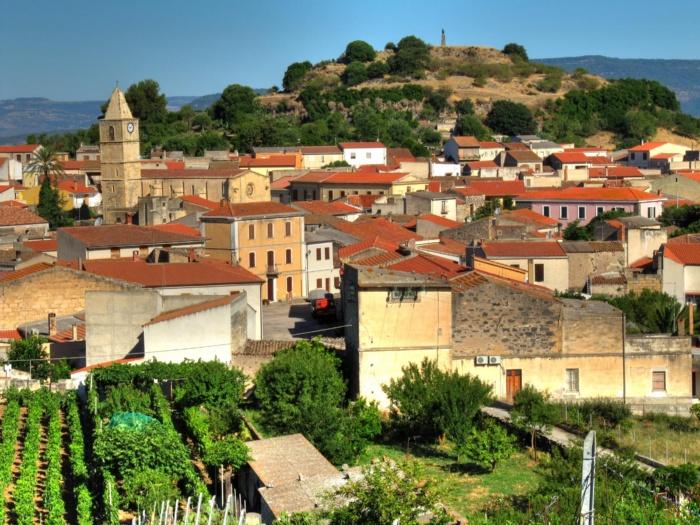 Comune di Padria - Hotspot WiFi e videosorveglianza cittadina