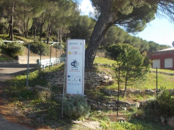 Hotspot Wifi Comunale - Totem San Basilio - Arkys Srl