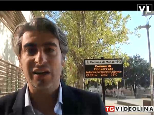 Sindaco di Monserrato Tomaso Locci presenta TetrAlert