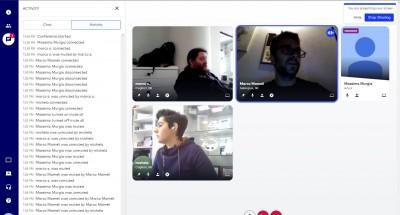 collaboration, team al lavoro